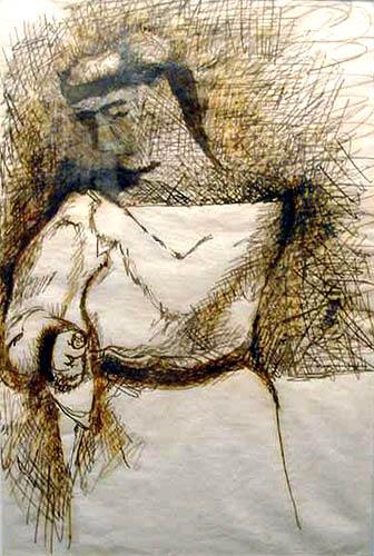 Untitled - Arshile Gorky