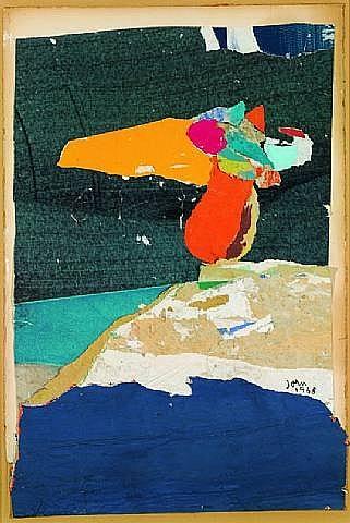Equilibre Précair, 1968 - Asger Jorn