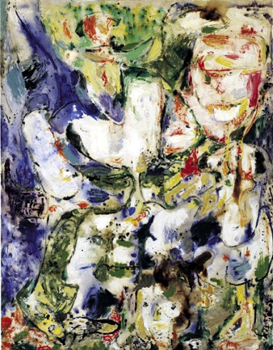 Untitled, 1957 - Asger Jorn