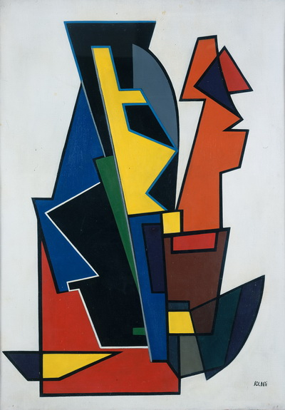 Ambigutà composizione, 1951 - Atanasio Soldati