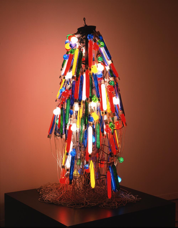 Electric Dress, 1956 - Atsuko Tanaka - WikiArt.org