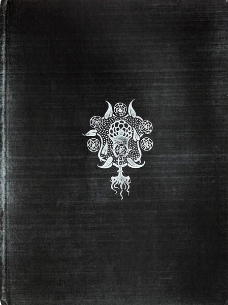 Cover 1894, 1894 - Aubrey Beardsley