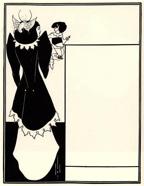 Poster - Aubrey Beardsley