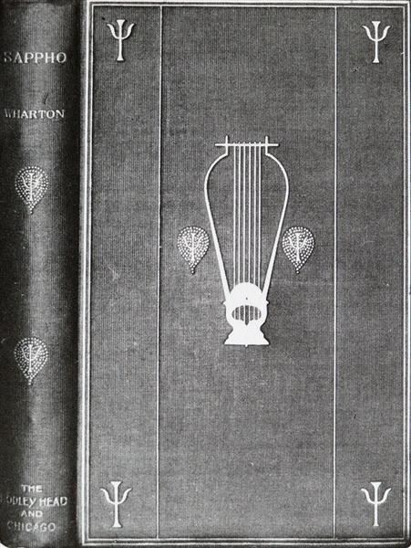 Sappho, 1898 - Aubrey Beardsley