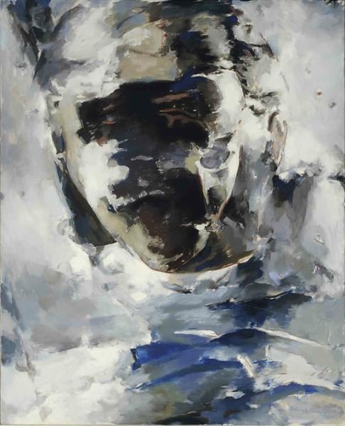 Gertrude III, 1958 - Balcomb Greene