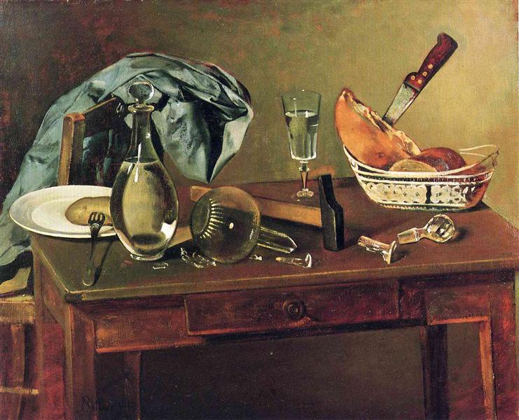 Still life, 1937 - Balthus