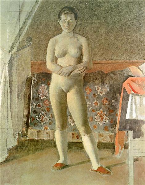 The Toilet, 1957 - Balthus