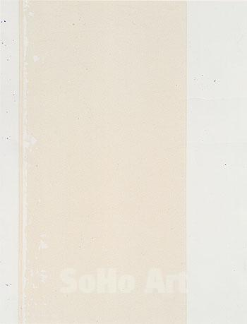 10. Tenth Station, 1965 - Barnett Newman