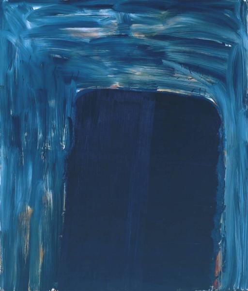 Door, 1992 - Basil Beattie