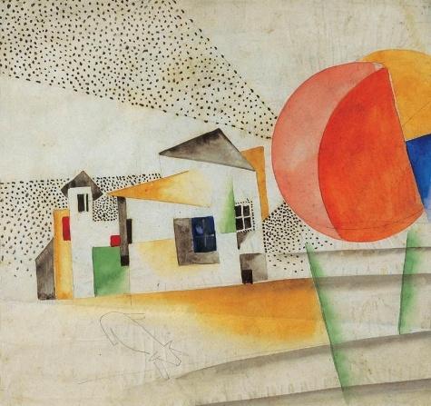 Dissolving Houses - Bela Kadar