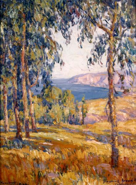 Laguna Vista, 1915 - Бенджамін Браун