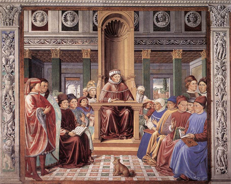 philosophy paper on st augustine Abstract: this paper reflects on the importance of pagan platonism to one of its  most  so too did the study of philosophy in late antiquity.