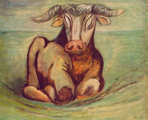 Bull I - Bertalan Por