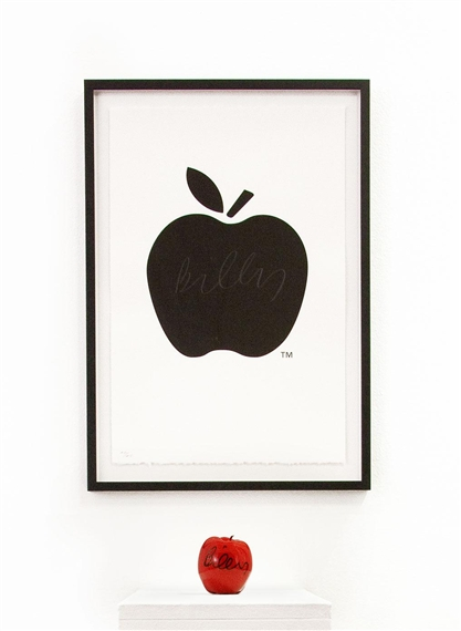 Untitled Diptych, 2011 - Billy Apple