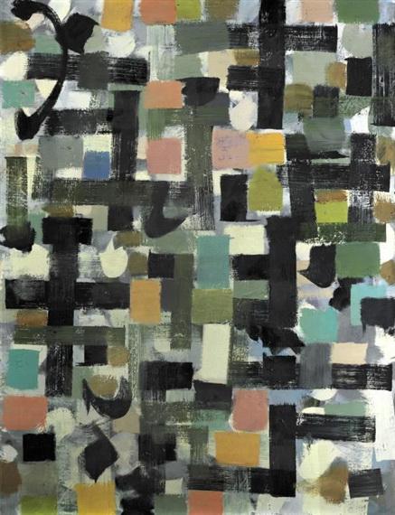 Shapes, 1950 - Bradley Walker Tomlin