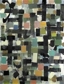 Shapes - Bradley Walker Tomlin