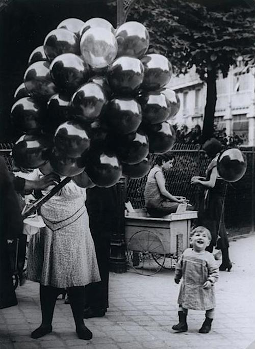 The Balloon Merchant, 1931