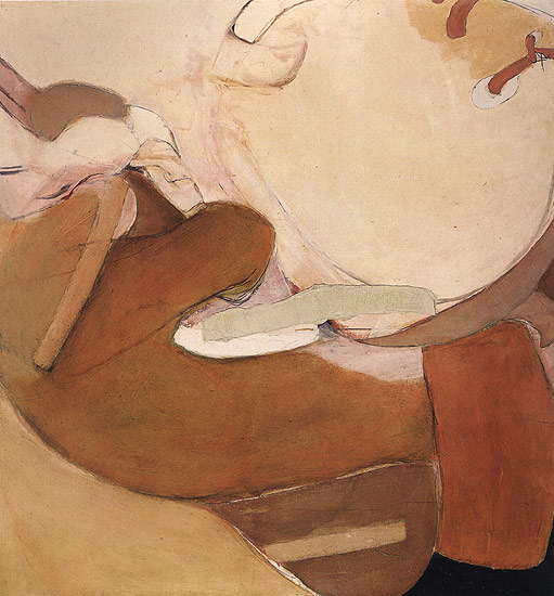 Nude at Basin, 1963 - Brett Whiteley