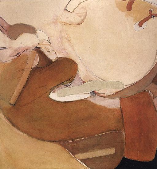 Desnudo en Cuenca - Brett Whiteley