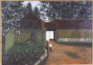 Vieux Moulin, 1925 - Camille Bombois