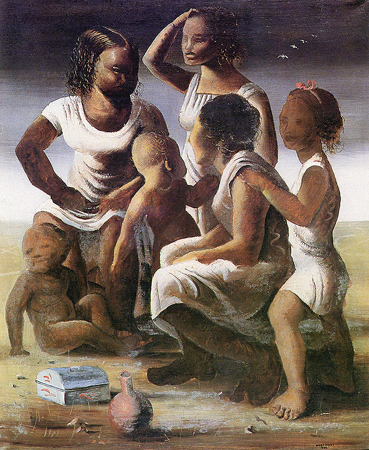 Retirantes, 1936 - Candido Portinari