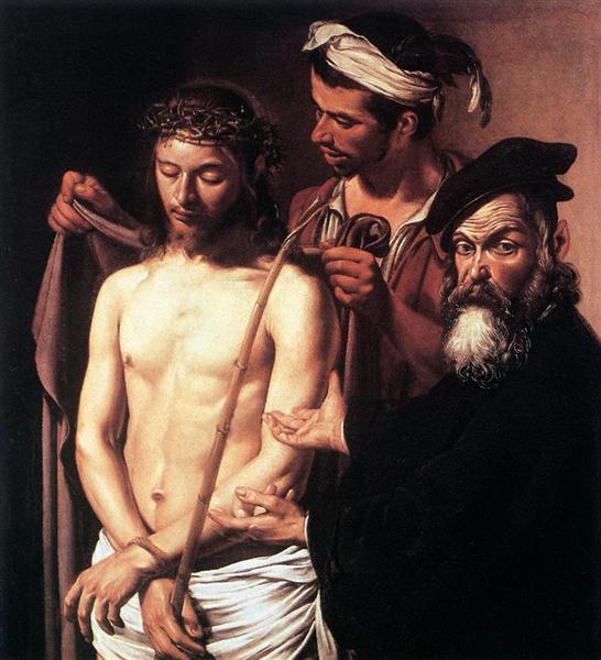 Ecce Homo - Caravaggio
