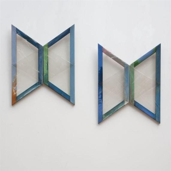 Quattro trapezi azzurri, 1978