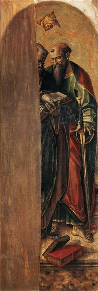 a critique of lamentation over the dead christ a painting by carlo crivelli This painting—perhaps the most memorable of crivelli's depictions of the theme  of the lamentation over the dead christ, was probably the central panel of the.