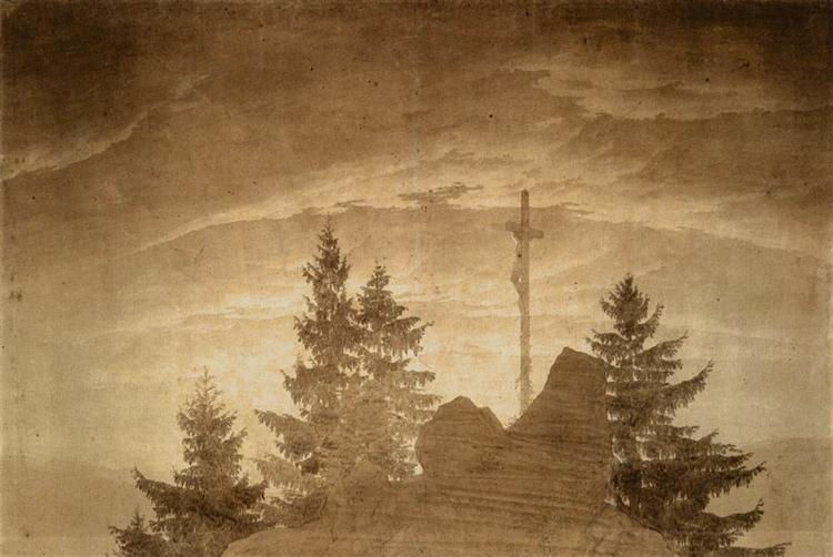 Cross in the Mountains, 1806 - Caspar David Friedrich