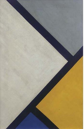 Composition Néoplastique, 1926 - Cesar Domela