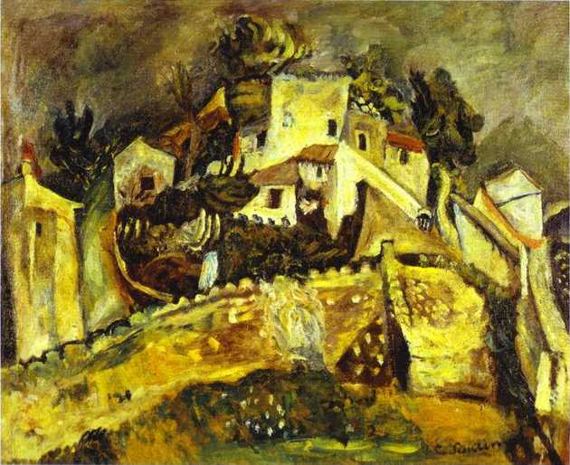 Chaim Soutine Facts, Paintings, Images, Galleries, and Trivia