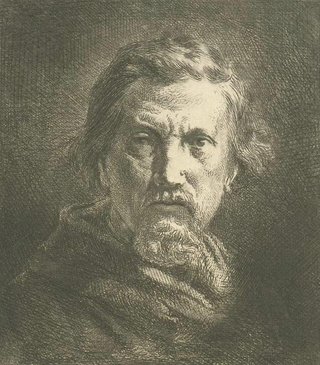 Self-portrait, 1862