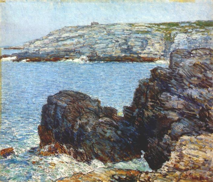 Headlands, 1908 - Childe Hassam