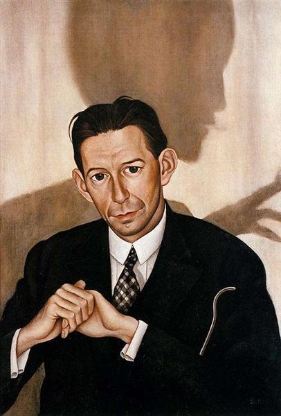 Dr. Haustein, 1928 - Christian Schad