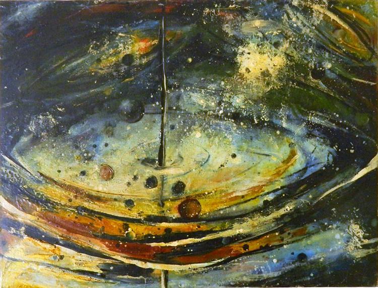 Spiral Axis - Christo Coetzee
