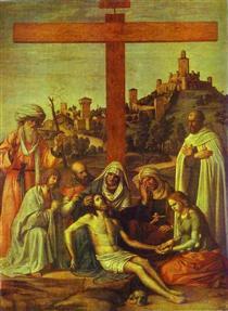 The Deposition - Cima da Conegliano