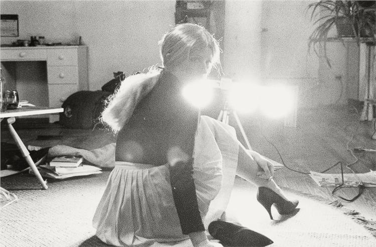 Untitled Film Still #18, 1979 - Cindy Sherman - WikiArt.org