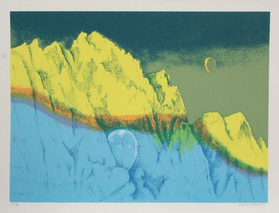 Pilgrimage #4, 1977 - Кларенс Холбрук Картер