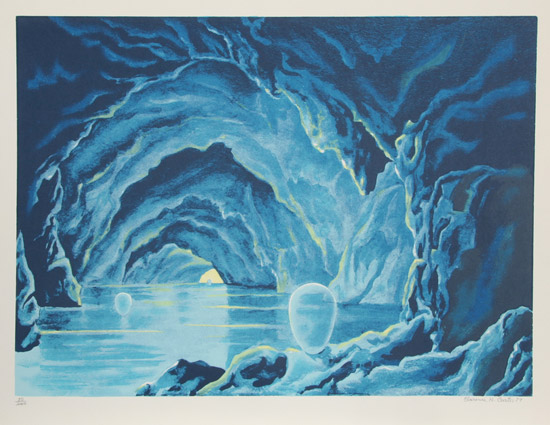 Pilgrimage #6, 1977 - Clarence Holbrook Carter