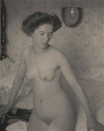 Nude - Clarence White