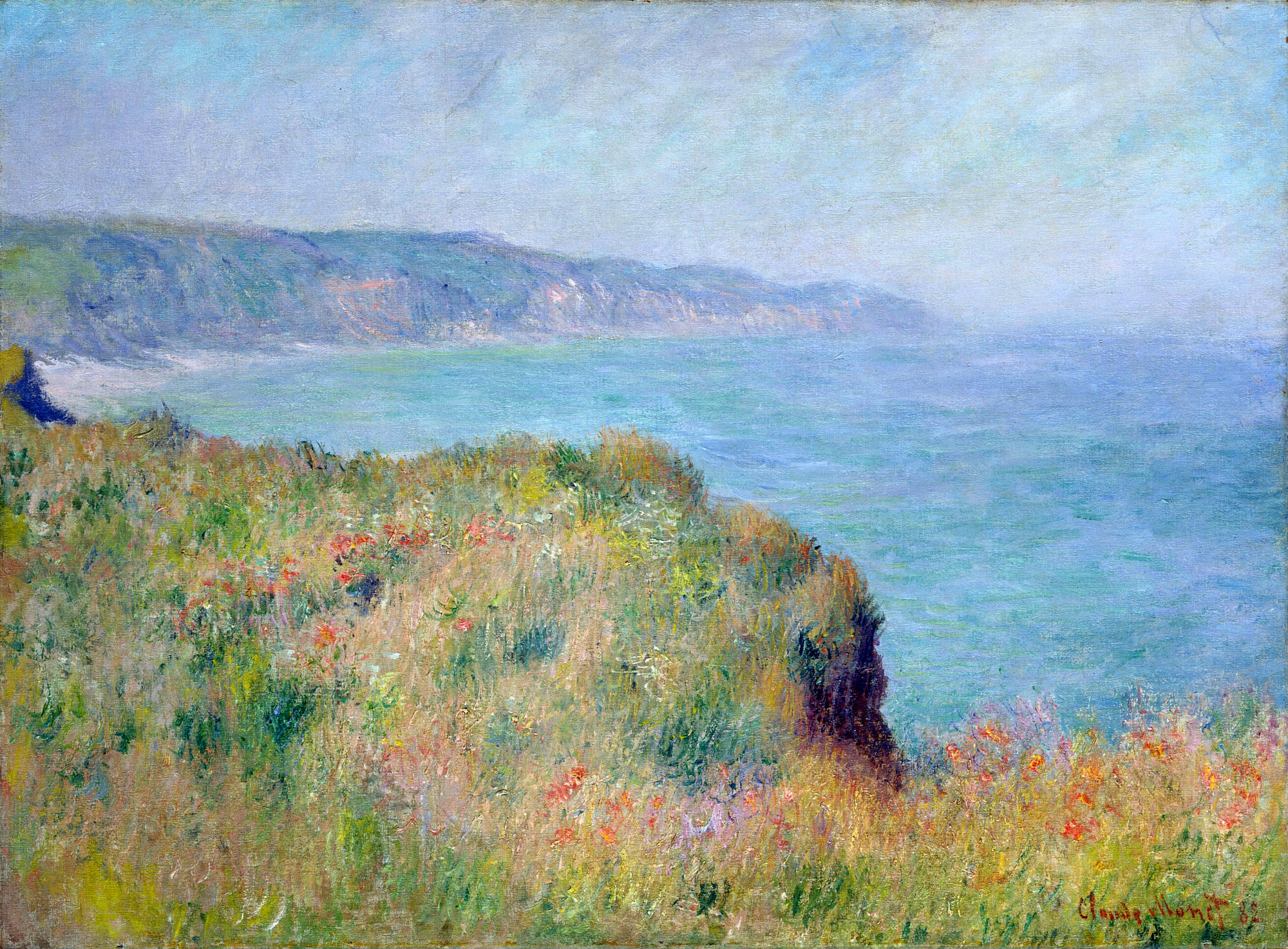 """formal analysis of claude monet paintings The proposition that modern painting's special interest in light begins with corot,   whose lovely short book trois variations sur claude monet praises his eye as   individual talents, and when we look to their interpretation of nature, let's not  get  and the """"storm of jangled nerves that constitute visual experience,"""" allowing ."""