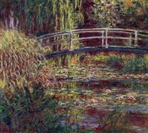 Japanese Bridge Monet