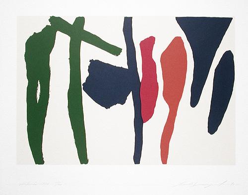 Verticales, 1971 - Клод Тусіньян
