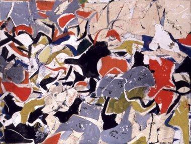 The Surge, 1958 - Conrad Marca-Relli