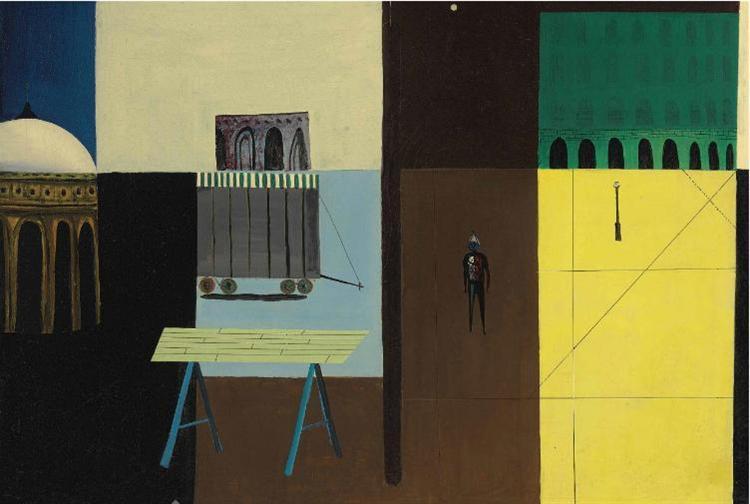 Untitled, c.1945 - Conrad Marca-Relli