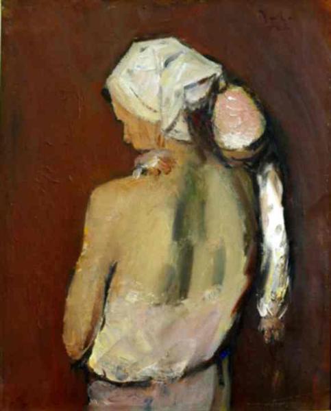 Maternity - Corneliu Baba