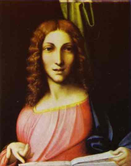 Salvator Mundi - Correggio