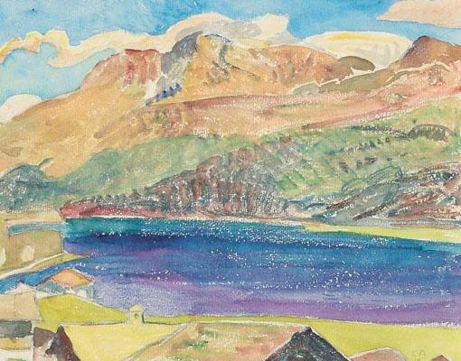 Capolago, 1910