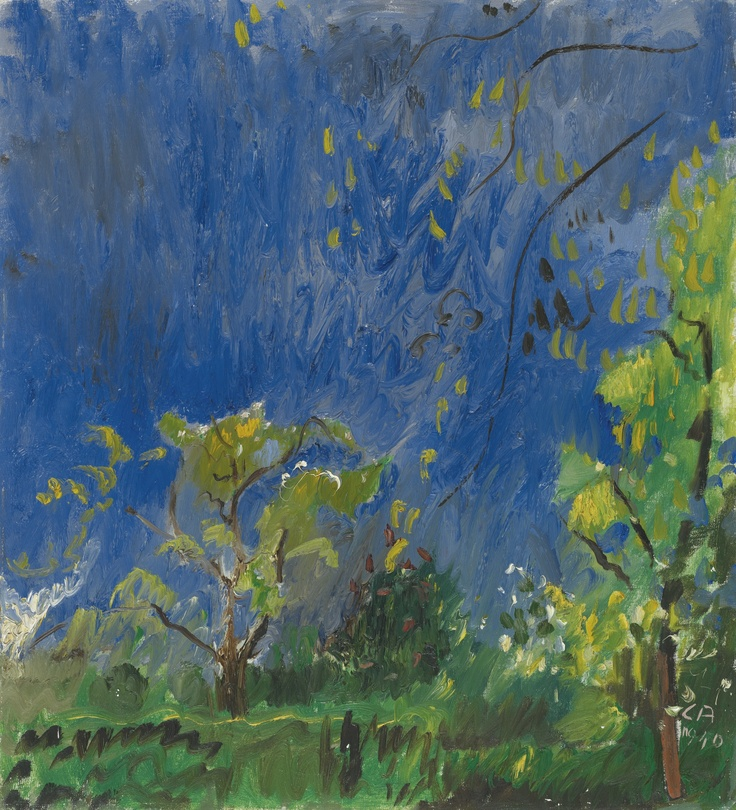 Thunderstormy Sky, 1932