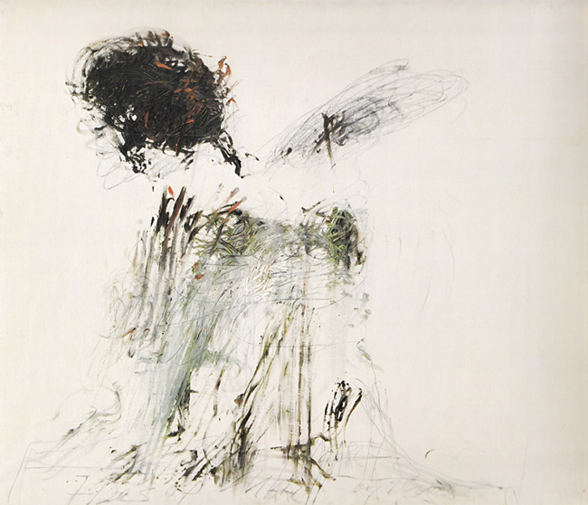 Ides of March, 1962 - Cy Twombly